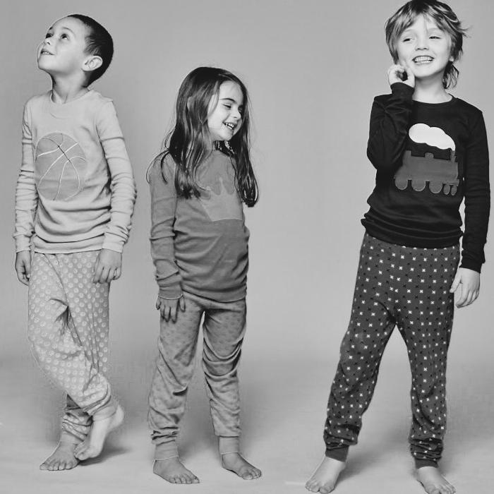 Luke, Aria and Jack