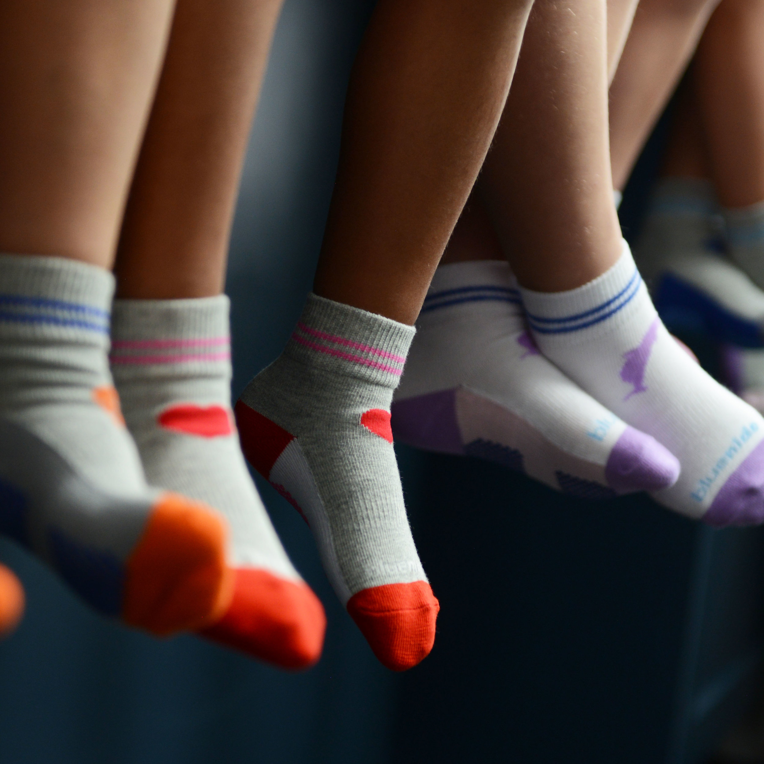 socks…..coming soon -