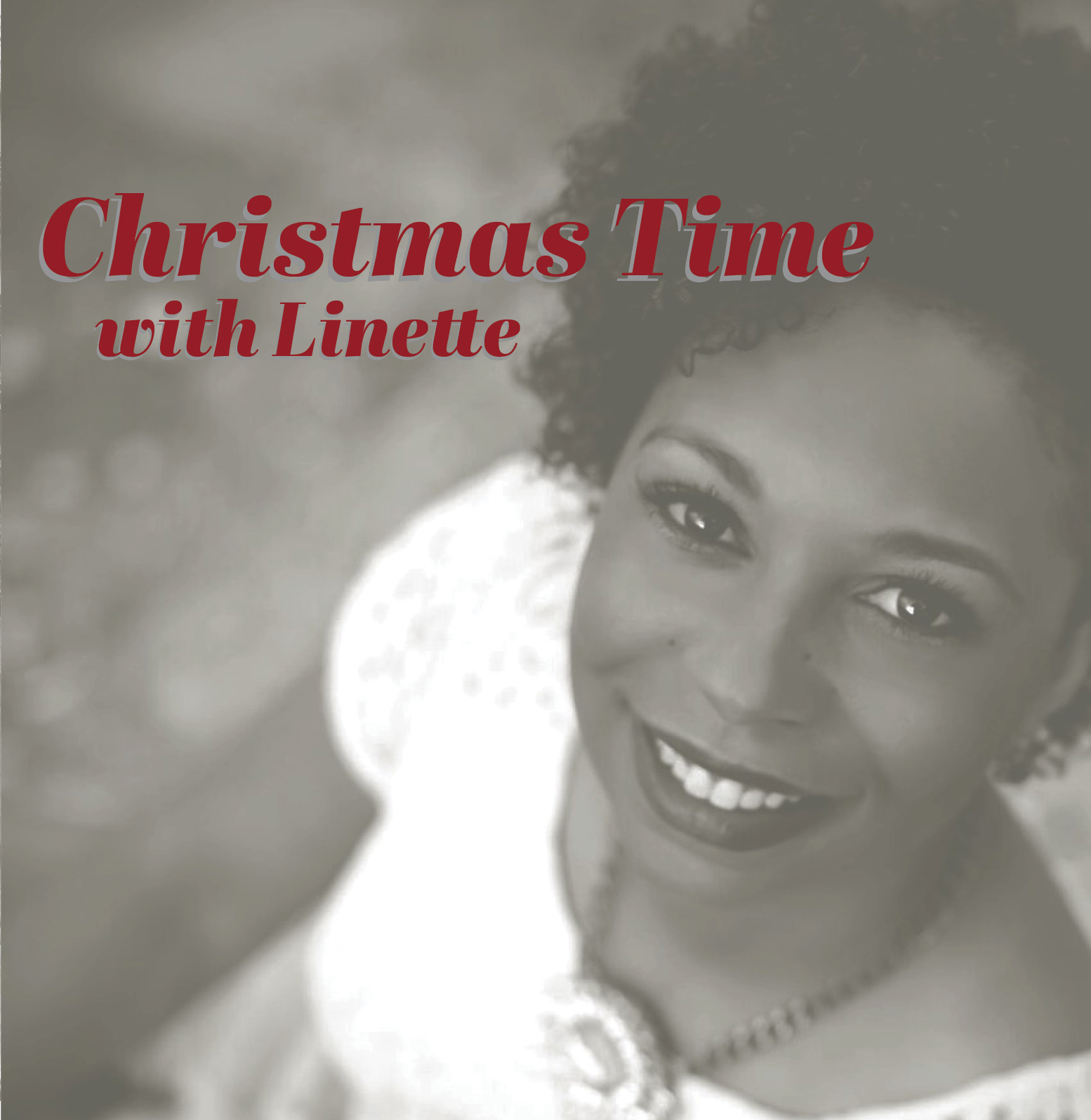 CD Cover for Linette Colwell Christmas EP - Front
