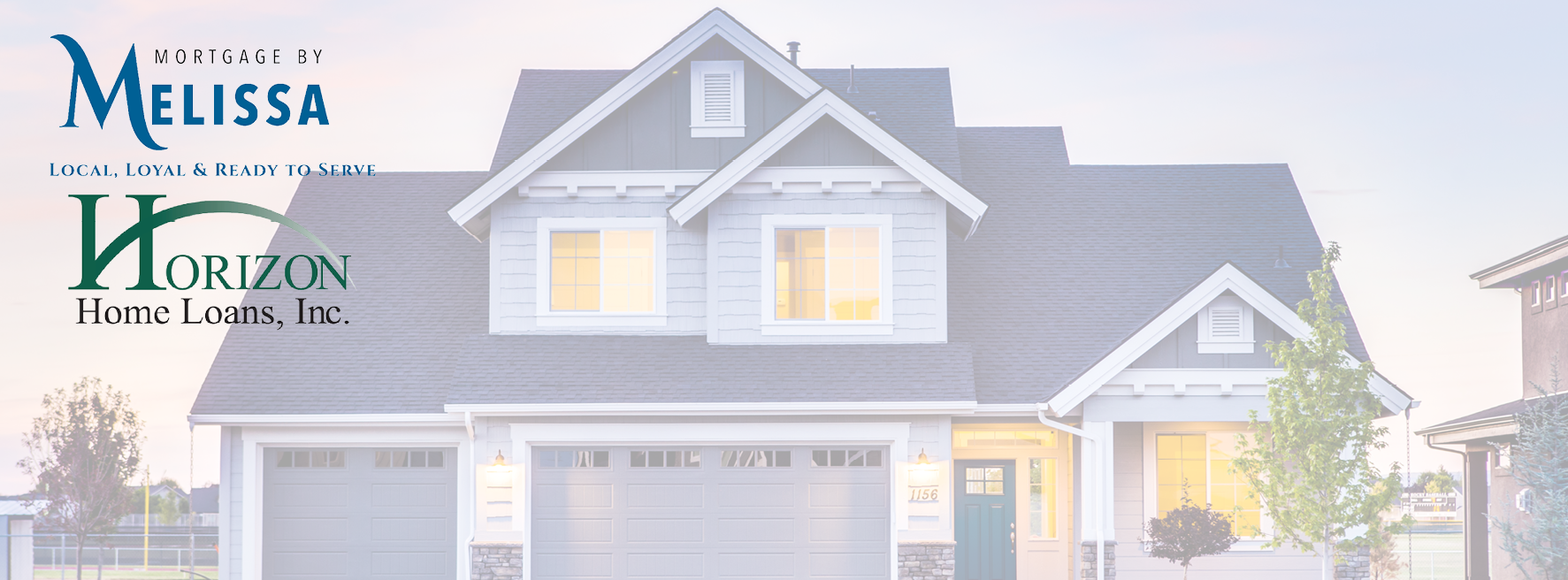 Facebook Cover for Mortgage by Melissa