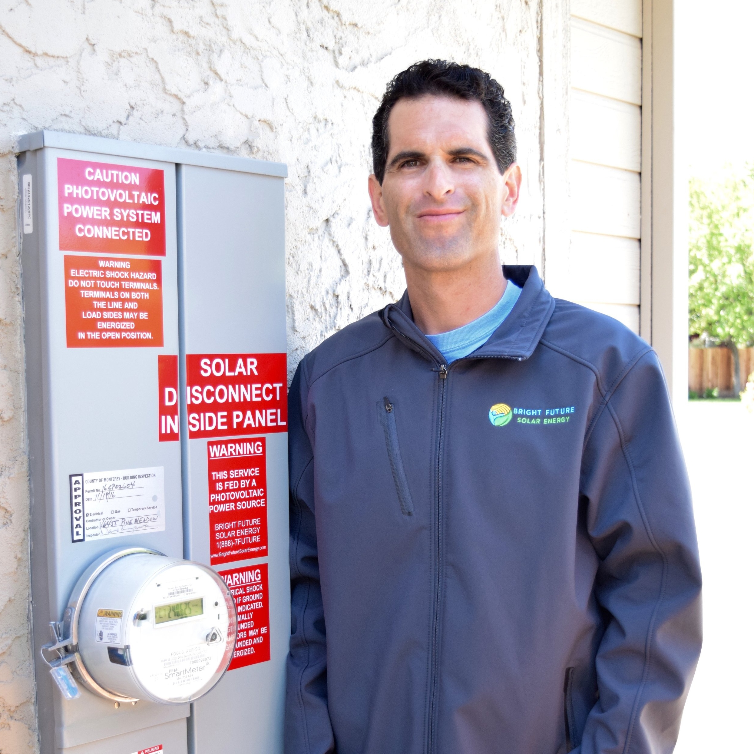 RICK GARCIA    Manager/Solar Energy and Building Consultant