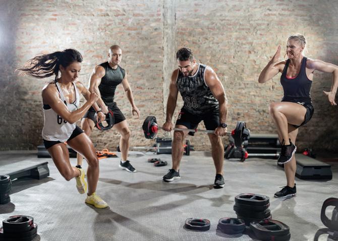 hiit edzés