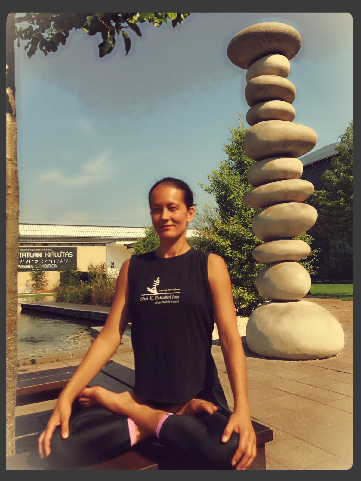 astanga yoga budapest milena jovanovic