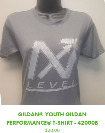 Gildan®Youth Gildan Performance®T-Shirt. 42000B