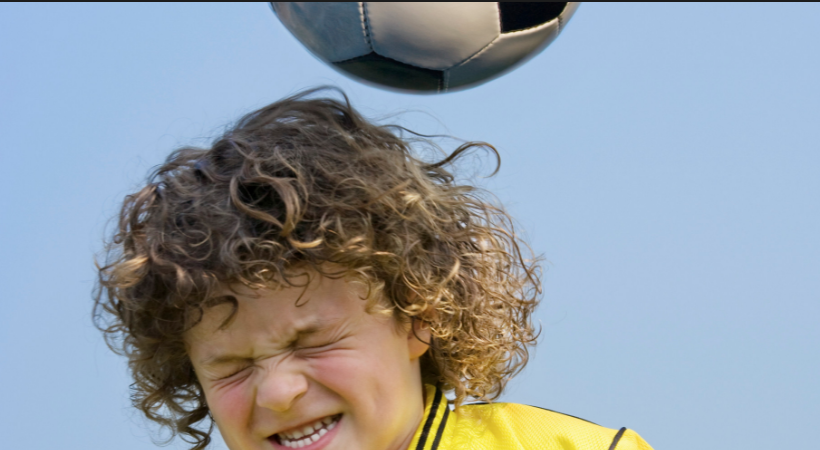 Does your kids have a concussion?  Click here  to read more tips for parents