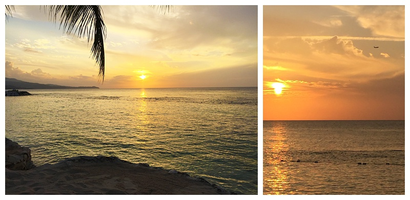 the sunsets were AMAZING!!!