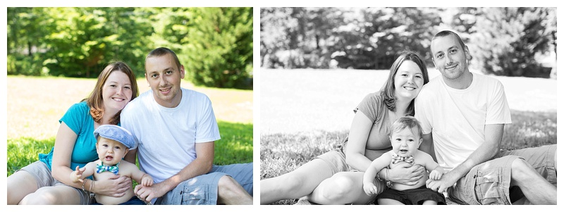 I love when I get to capture a few of the whole family!!