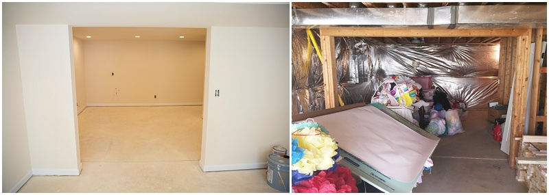 Another amazing transformation! This place before we did a deep clean had become the Poof Graveyard lol!