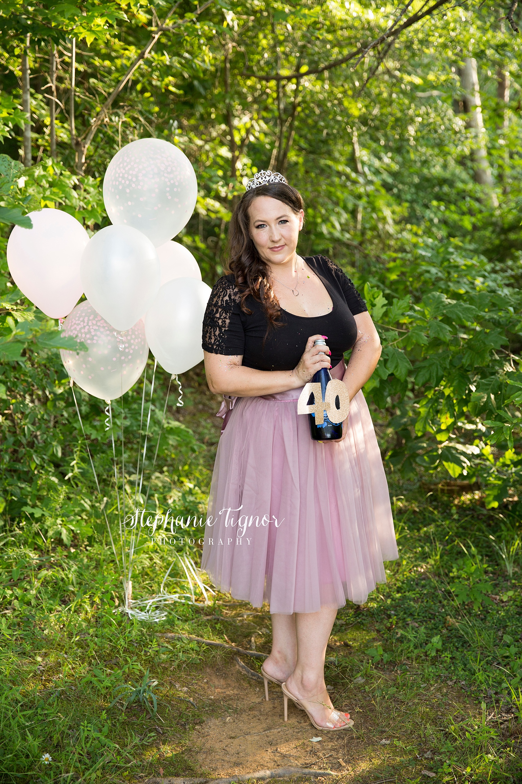 Stephanie Tignor Photography | Fredericksburg VA Adult Cake Smash Photographer | Warrenton VA Adult Cake Smash Photographer | Stafford VA Adult Cake Smash Photographer | Adult Cake Smash Photographer
