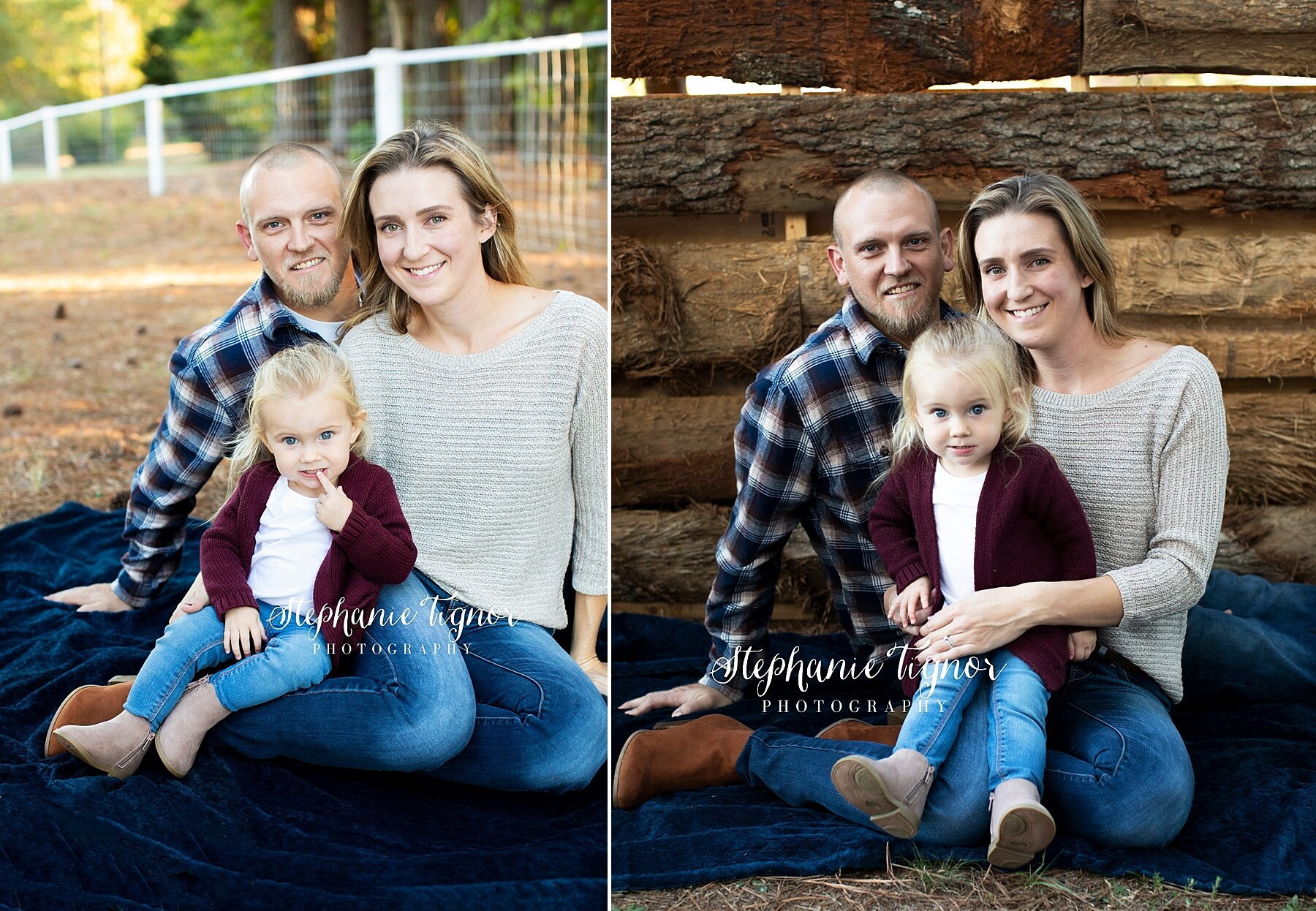 Stephanie Tignor Photography | Fall family portraits on farm in Fredericksburg VA, family portraits in Virginia, Fredericksburg VA family photographer, Virginia family photographer, VA family photos, fall family photos