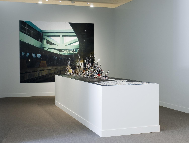 "Wadsworth Atheneum, Hartford, CT, ""CT Contemporary"", 2007"