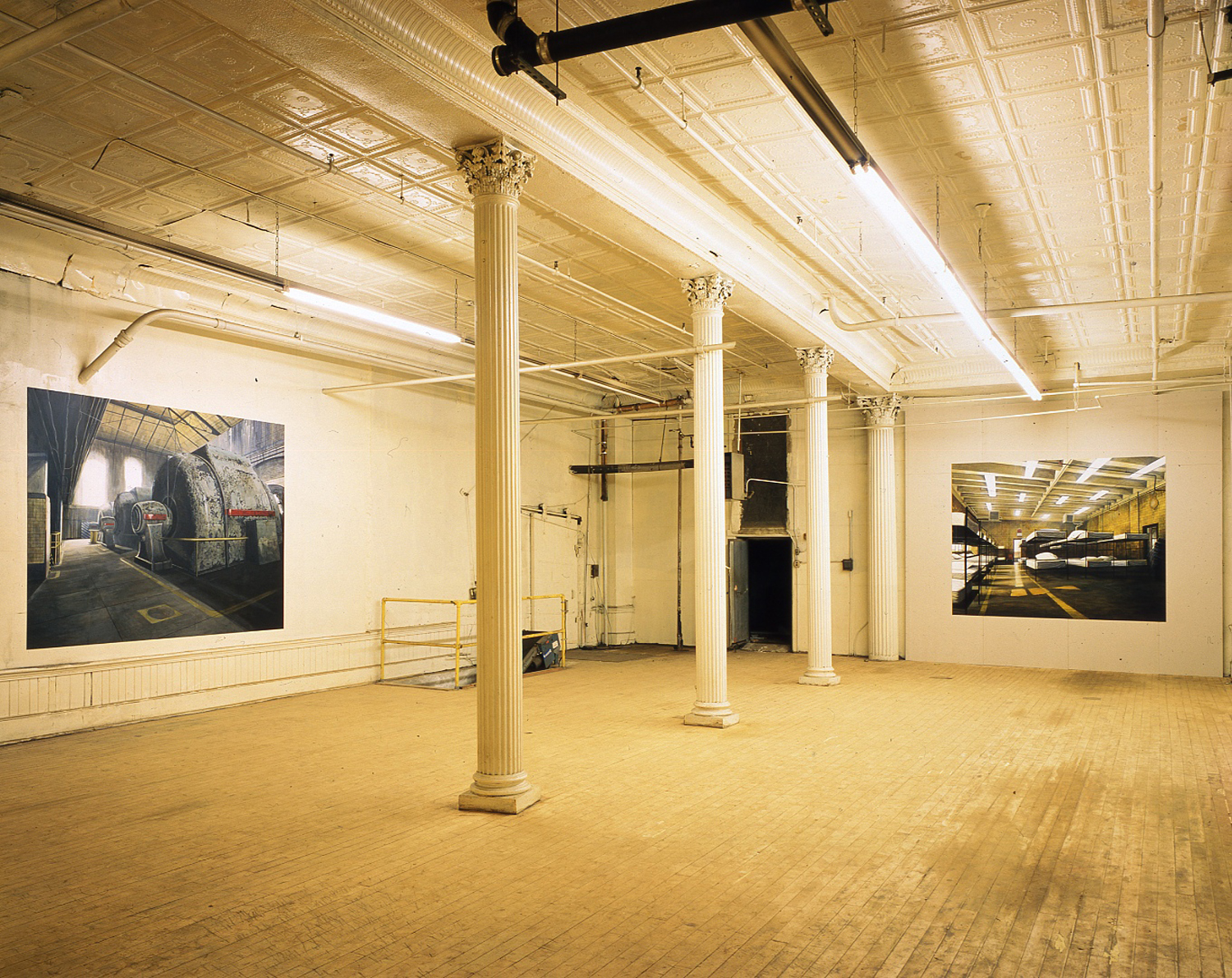 Damon Brandt Gallery/Projects Space, New York, NY, 1992