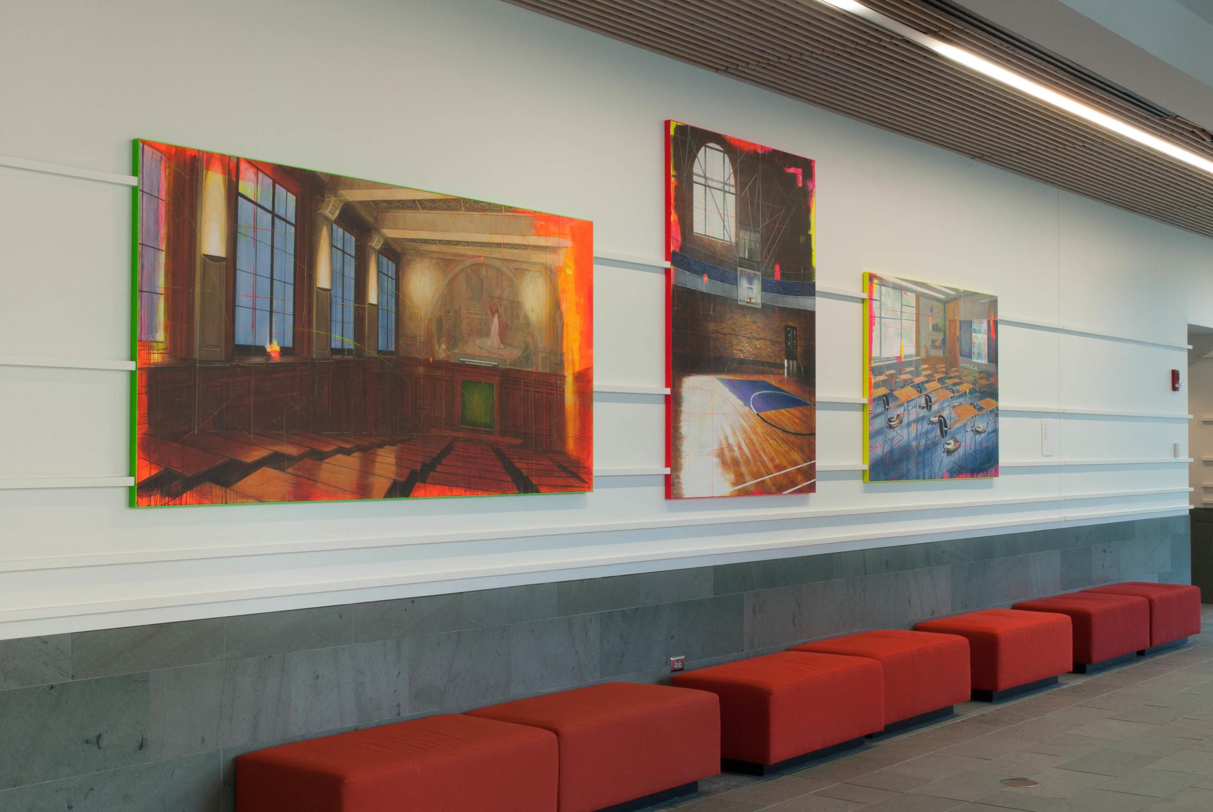 University of Connecticut, Laurel Hall, Storrs, CT, 2014