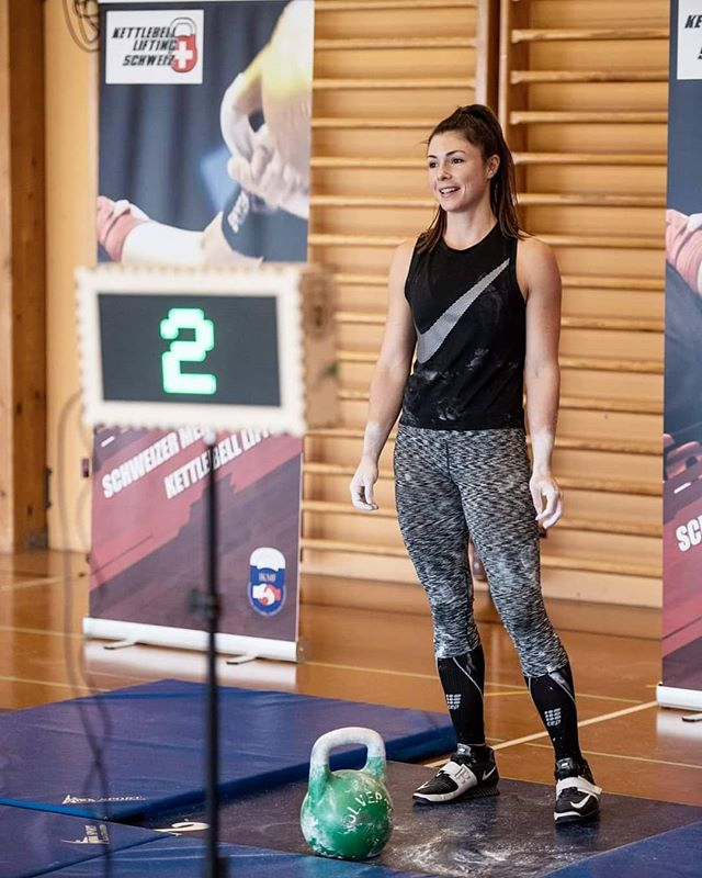 Some photos of my set from the competition by @mdzphoto.ch. #kettlebellsport  Thanks to Andrea Burch for the well hosted and organized event and @abi_johnston_barbreck for all the support.