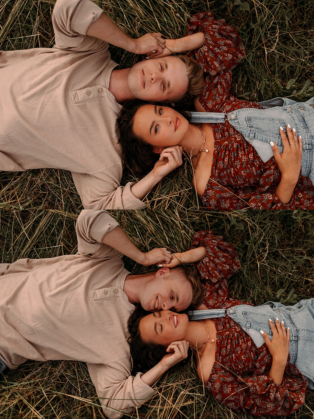 playful summer country field couple session_0020.jpg