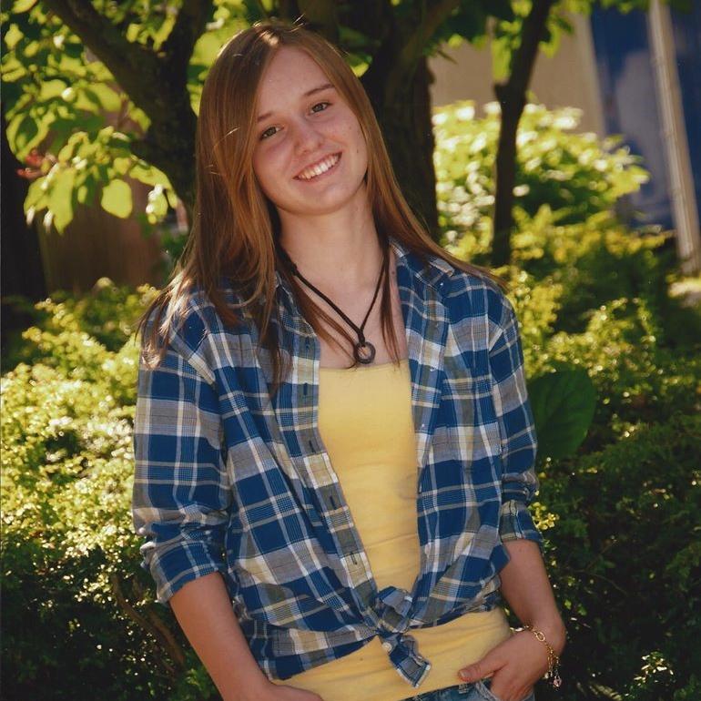 Ashley Amidan, undergraduate Fall 2014-Spring 2016