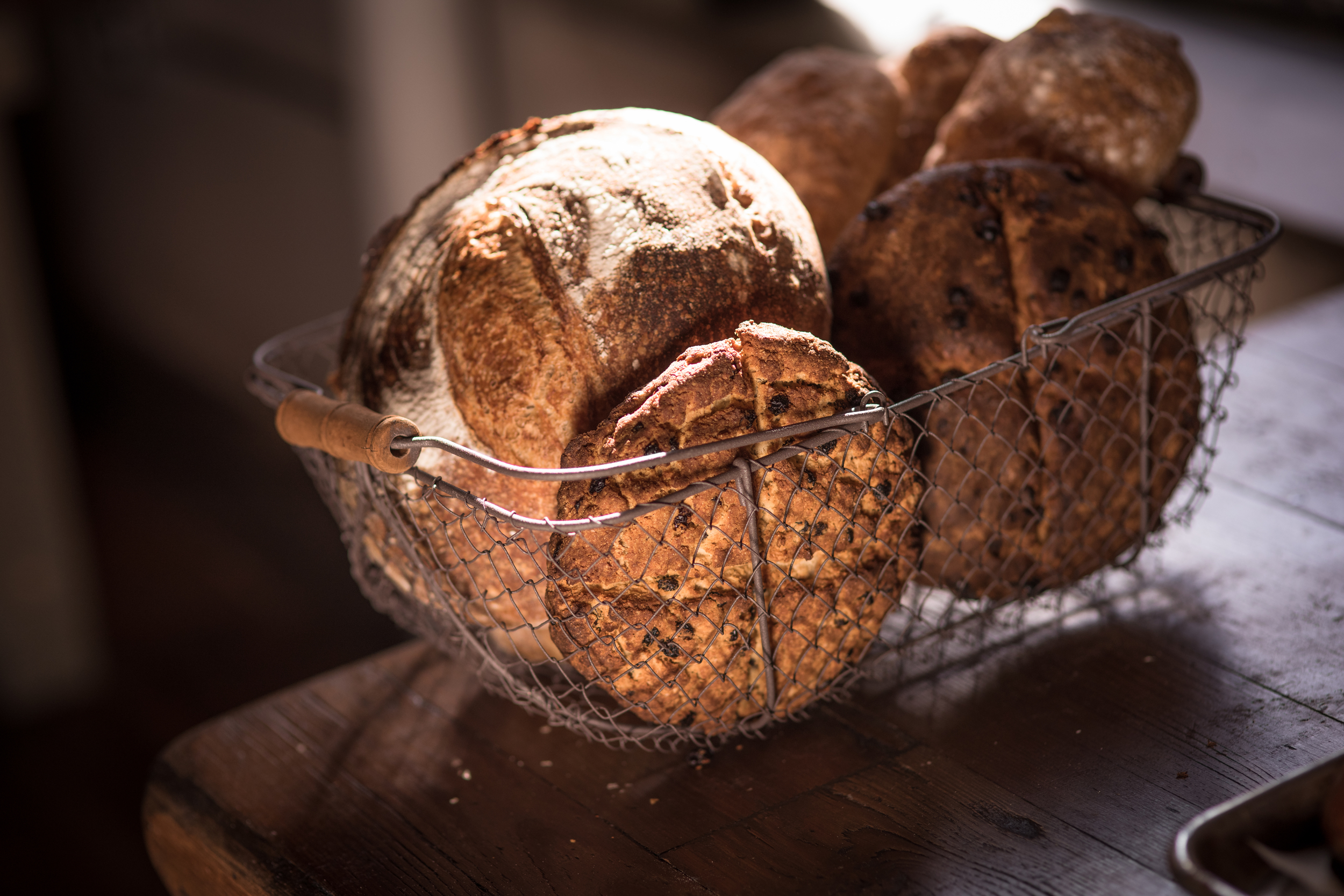House Baked Bread