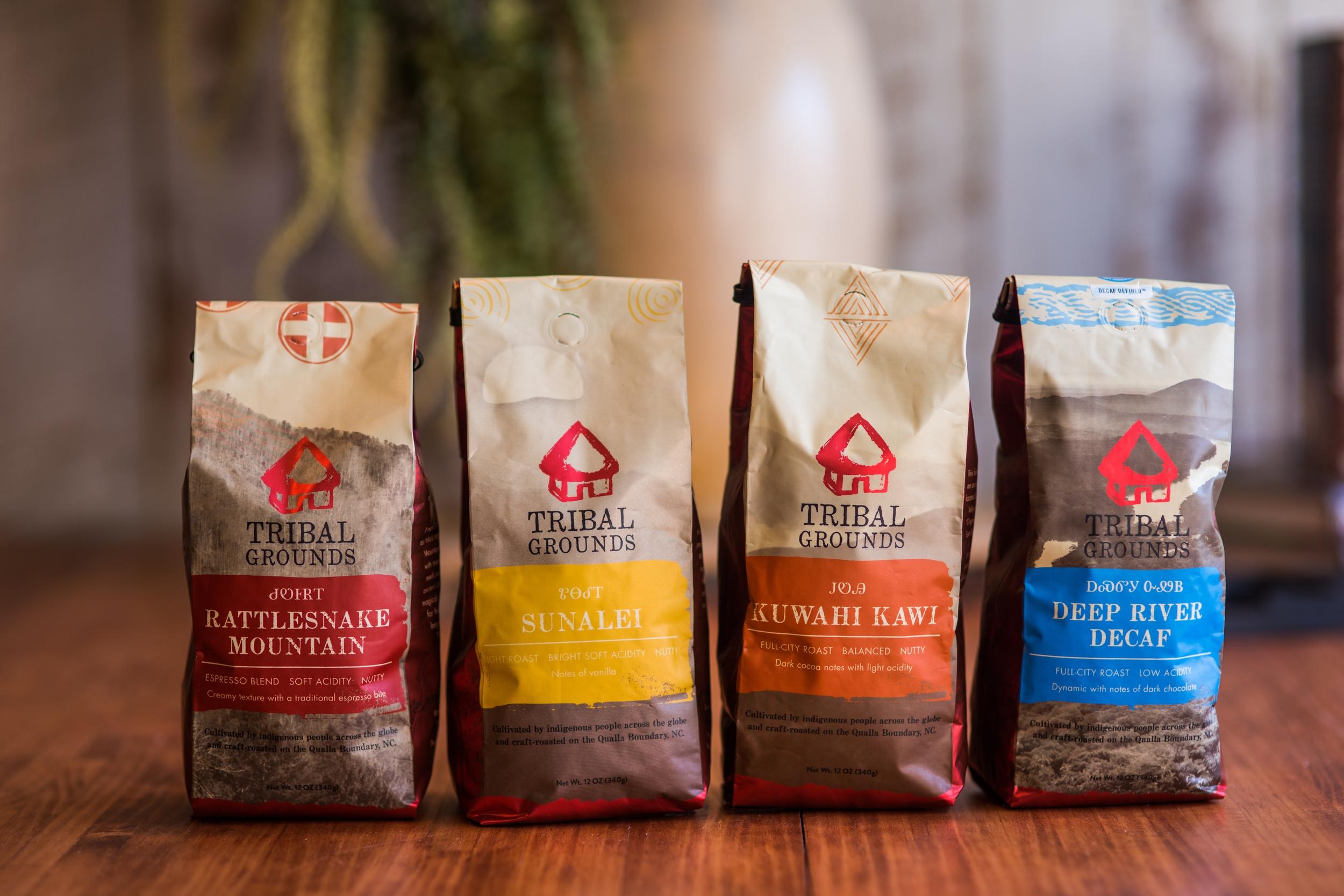 Tribal Grounds Coffee