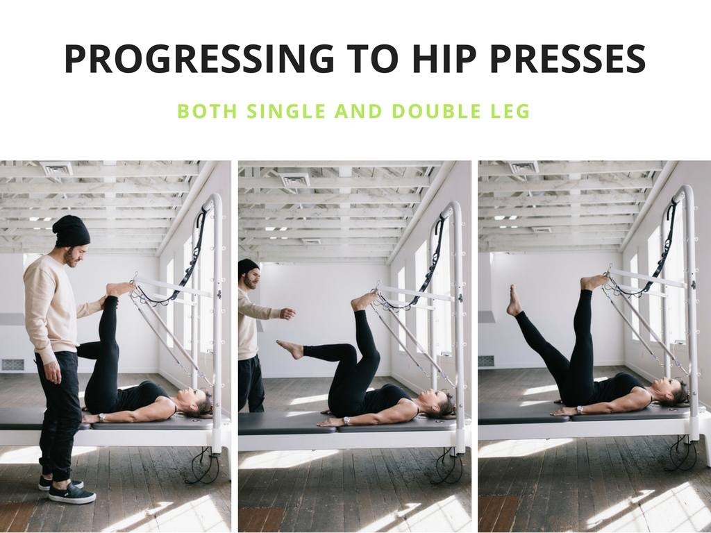 hip presses with plus movimiento