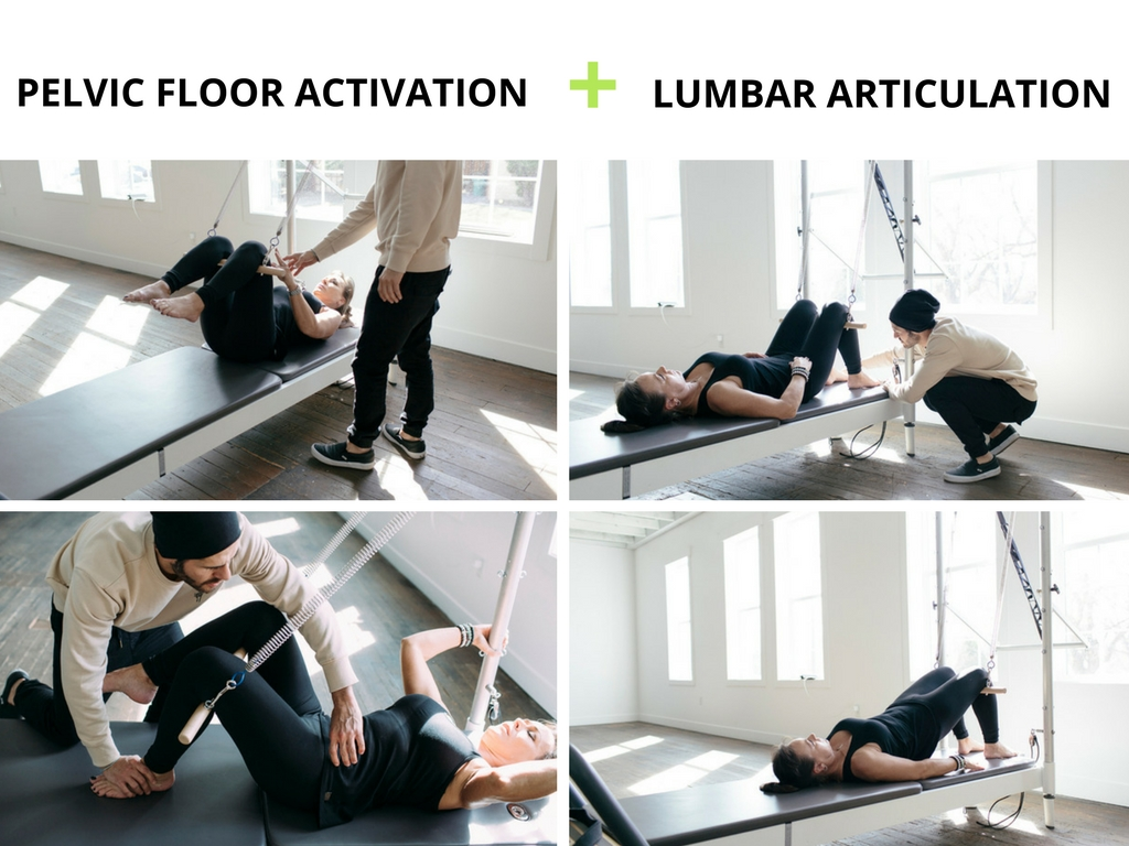 + lumbar articulation with plus movimiento