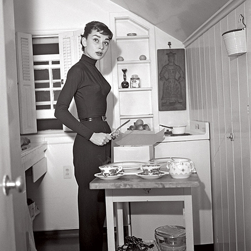 Domesticity is hard. Photo credit: Earl Thiesen