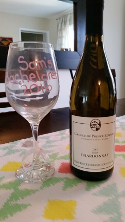 Michelle's 2012 Chardonnay