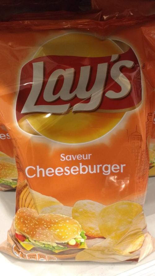Cheeseburger chips? No thanks, France.