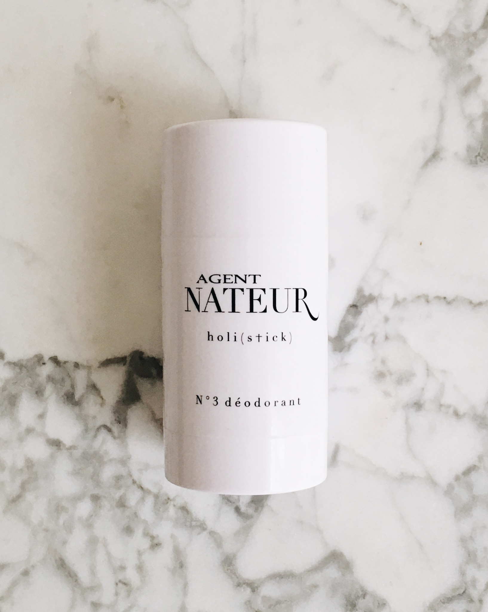 No. 3 Deodorant by Agent Nateur