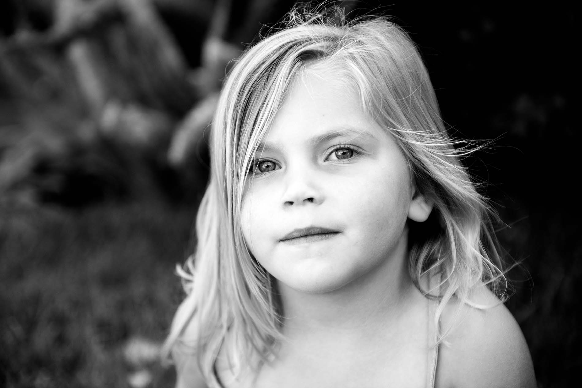 sharon kenney family photography mountain view girl portrait
