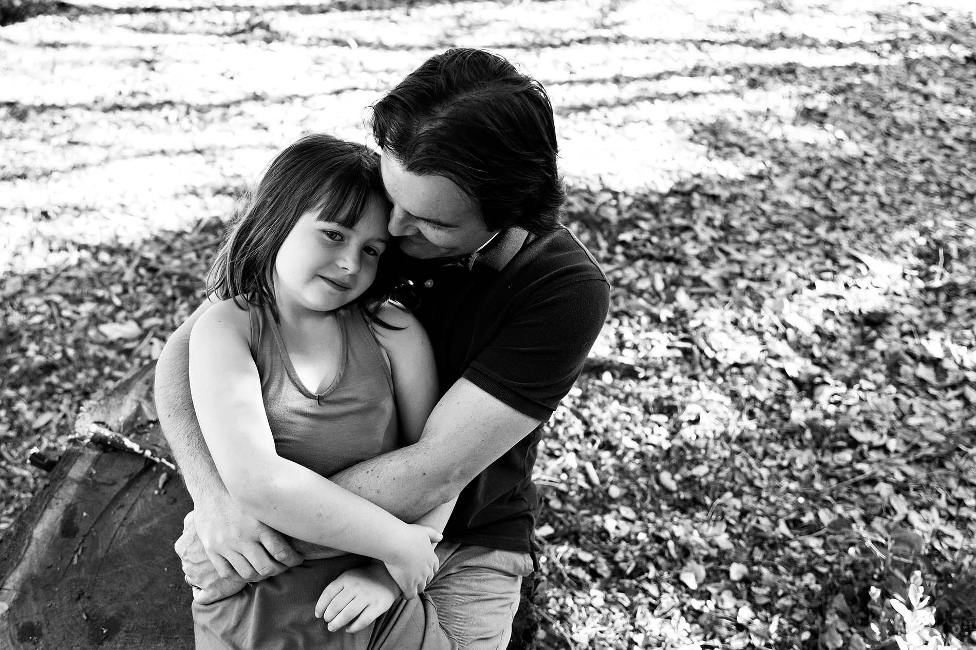 sharon kenney family photography dad daughter