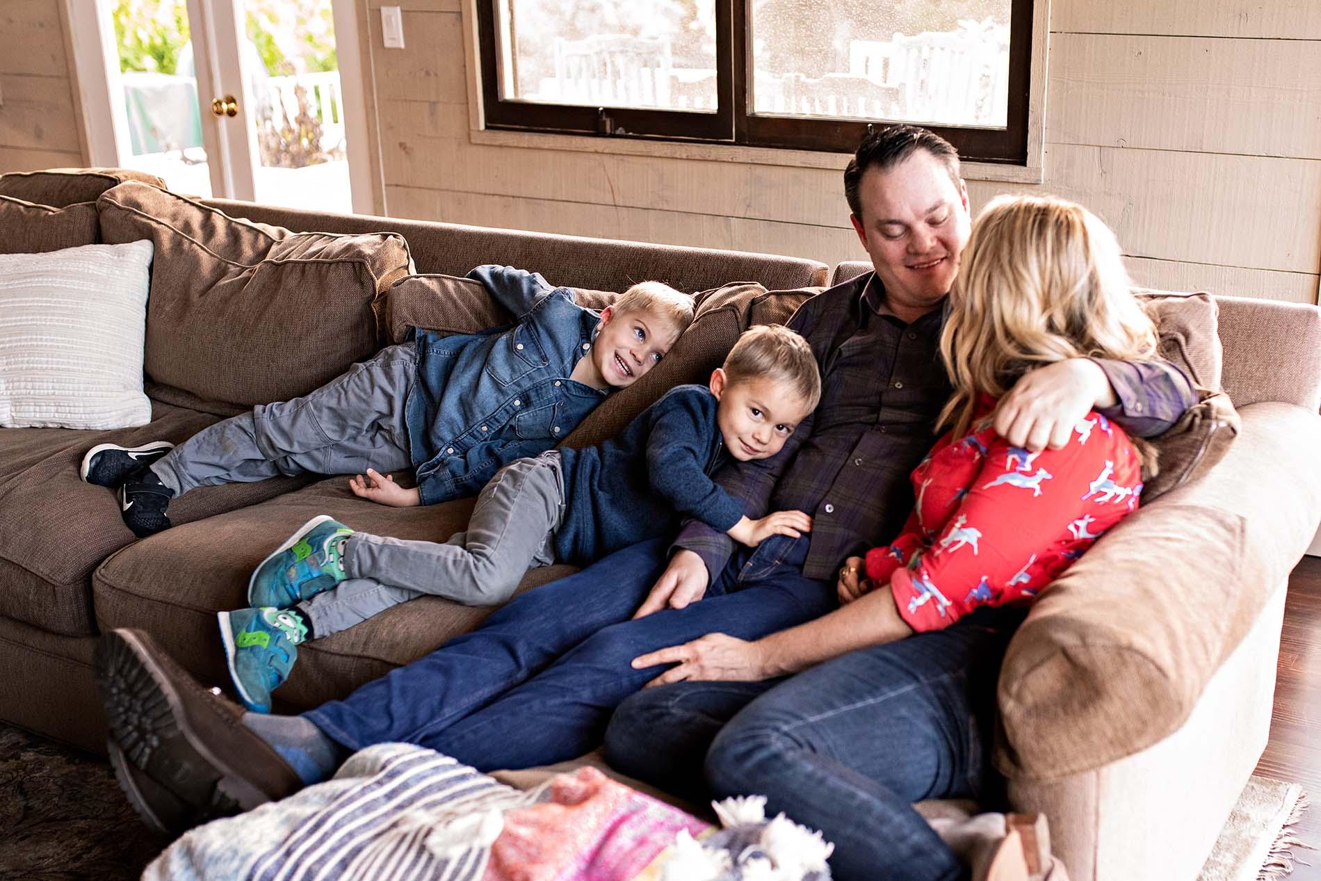 sharon kenney family photography portola valley