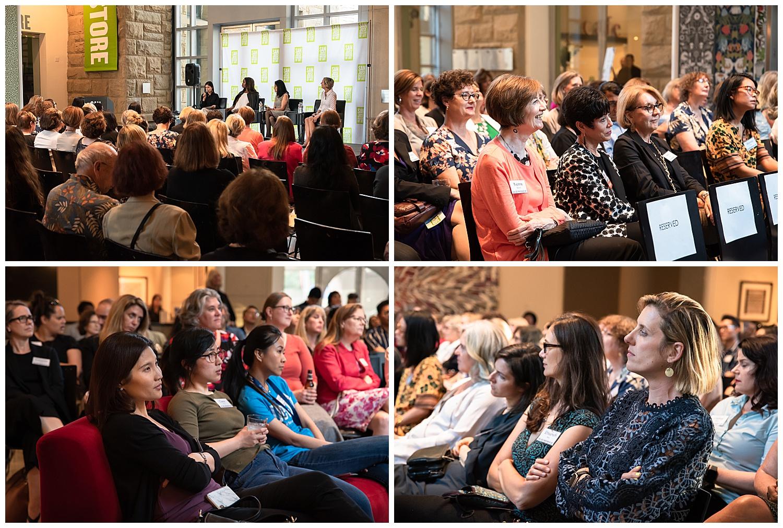 san jose women leadership audience