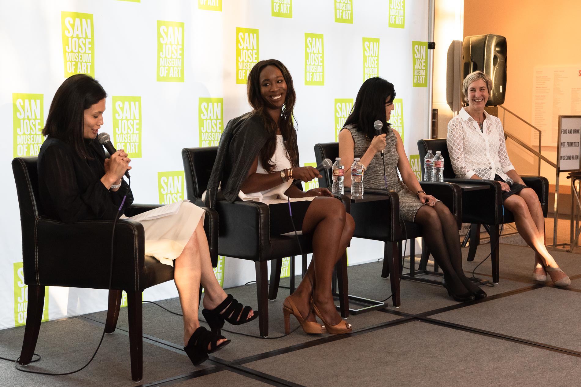 women in leadership panel event bay area