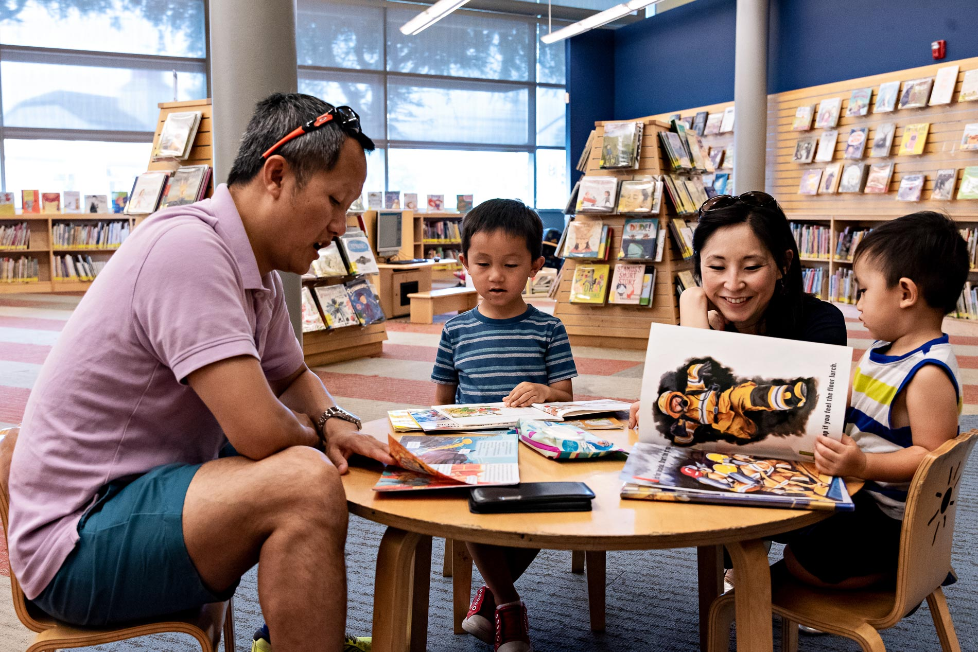 family story park library