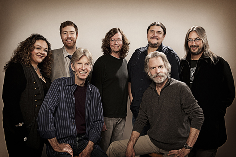 FURTHER feat. PHIL LESH & BOB WEIR