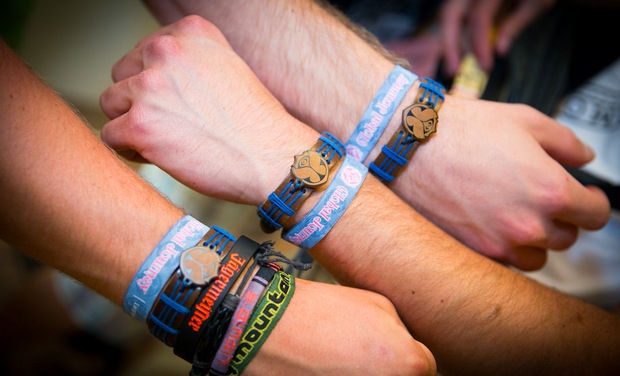 Tomorrowworld Pass Bracelets are high quality, durable, and fashionable