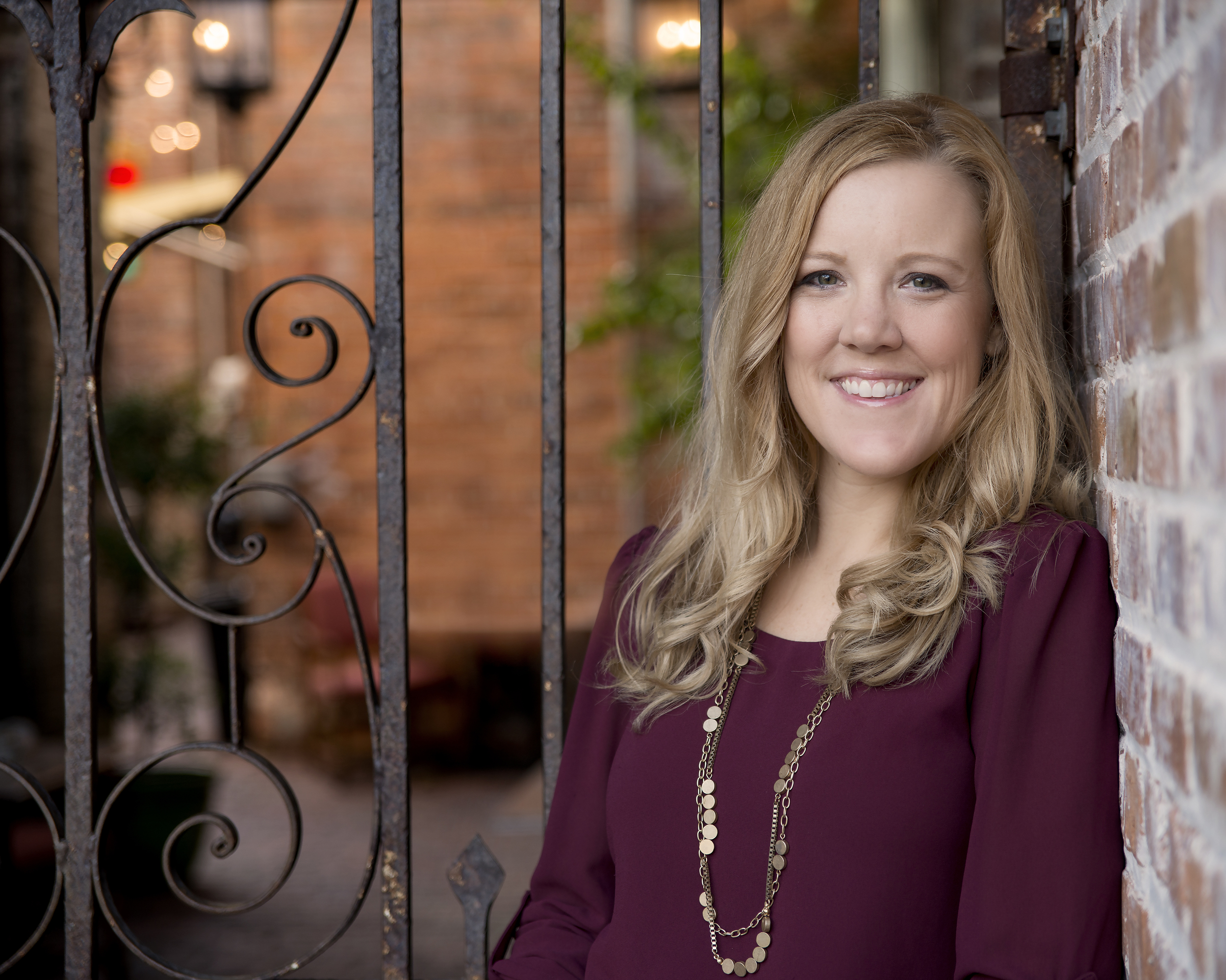 Amanda Sterk, school counselor and Founder of Unmaze Me