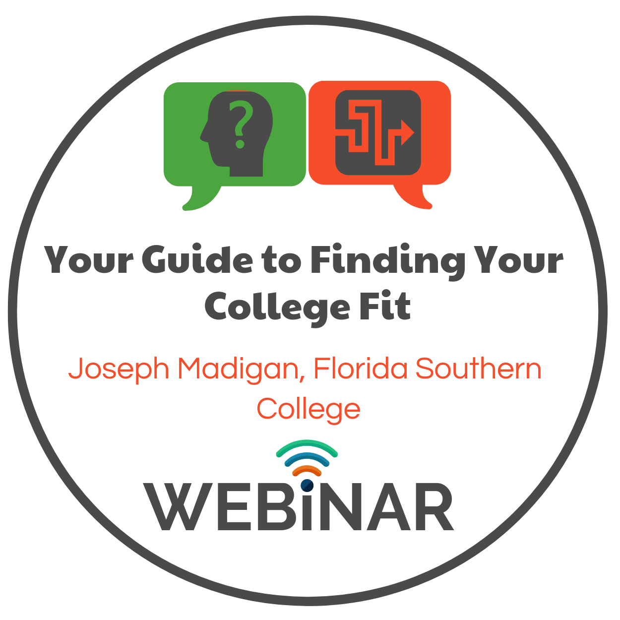 Finding the right college for your student can put them on the path to success. Joseph Madigan shares his knowledge on college selection and important factors all parents and students must consider.