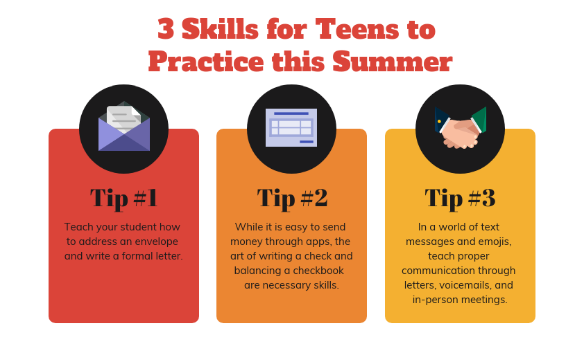 3 skills for Teens to Practice this summer.png