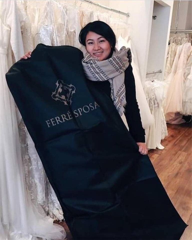 Ferre Bride finding the one!