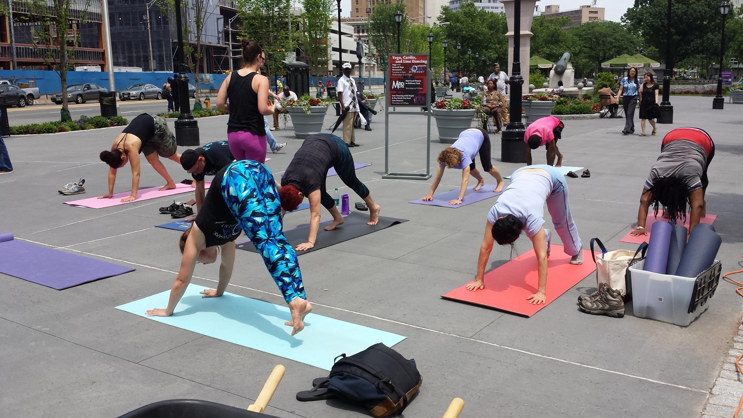 Yoga with Newark Yoga Movement 20140604_123644.jpg