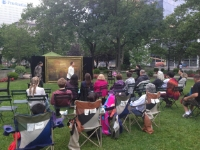 Weekly Arts and Culture Programs Military Park