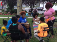 Weekly Arts and Culture Program Military Park