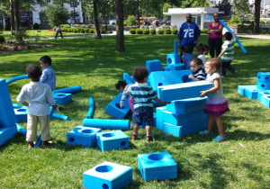 Imagination Playground in Military Park