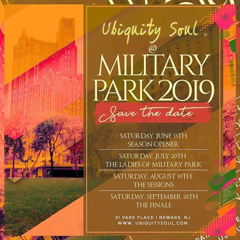 Ubiquity Soul House Music Summer Series Military Park