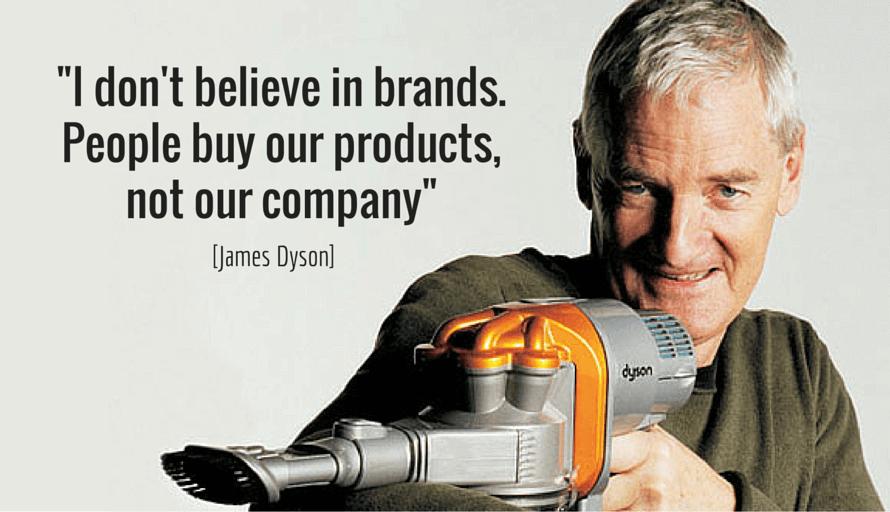 James Dyson business quote