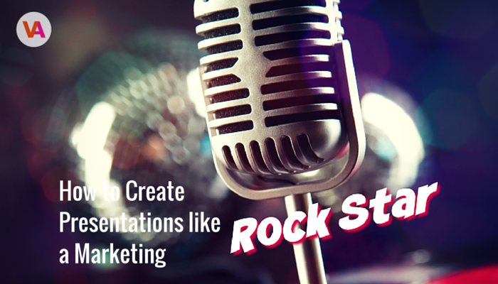 How to write presentations like a marketing rockstar