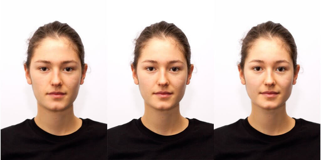Which face do you find most 'agreeable'?