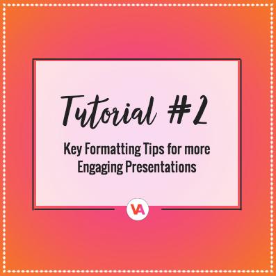 Key SlideShare Presentation Formatting Tips