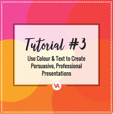 How to Create Powerful Persuasive Presentations with Colour and Text